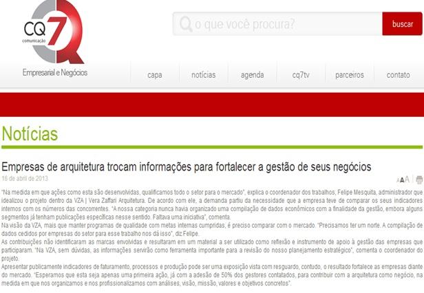 http://cq7.com.br/noticia/Empresas+de+arquitetura+trocam+informacoes+para+fortalecer+a+gestao+de+seus+negocios/2294