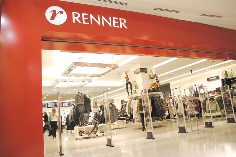 Nova loja da Renner em Gravataí tem cerca de 2000m2.
