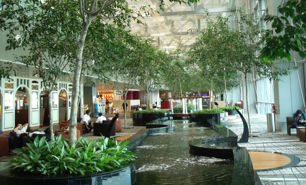 aeroporto singapura2