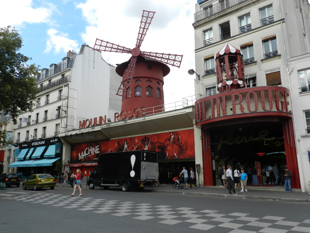 foto rua paris