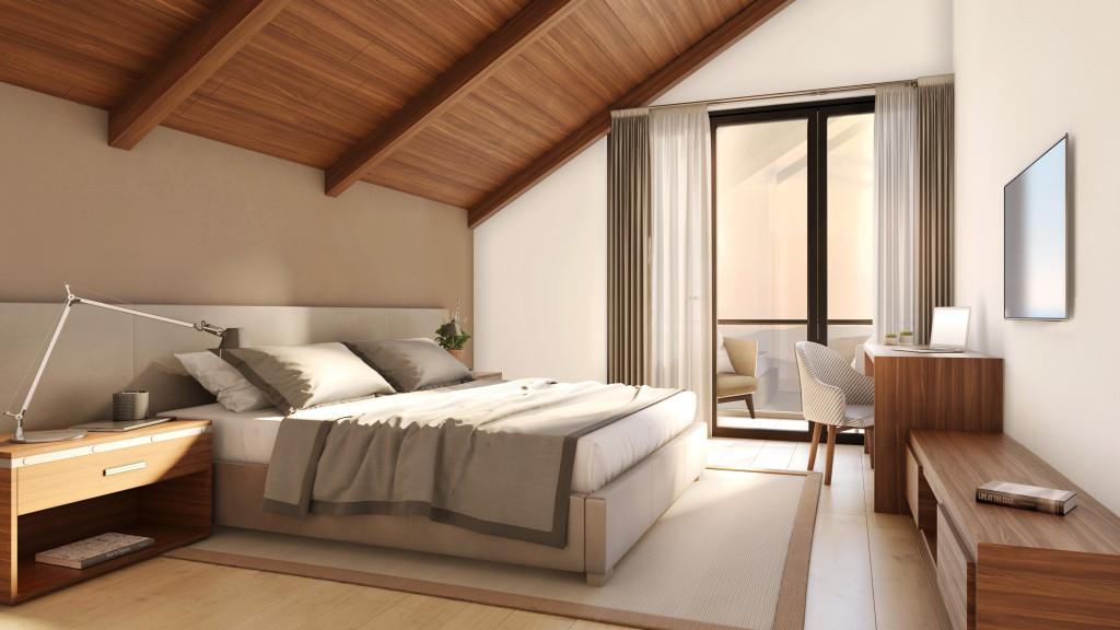 projeto hotel laghetto viverone canela luxo