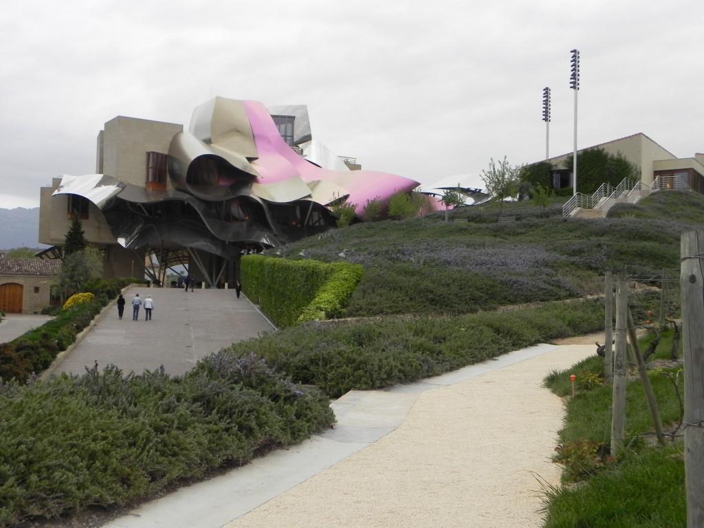 Bodega Marqués do Riscal (3)
